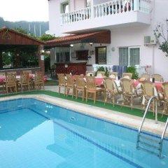 Imperial Apartments Турция, Мармарис - отзывы, цены и фото номеров - забронировать отель Imperial Apartments онлайн бассейн