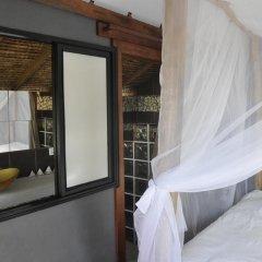 Отель Le Crusoe Французская Полинезия, Бора-Бора - отзывы, цены и фото номеров - забронировать отель Le Crusoe онлайн ванная фото 4