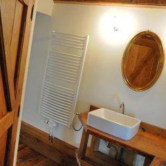 Отель Le Presbytère ванная