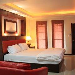 The Leaf Hotel Koh Larn комната для гостей