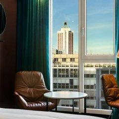 Отель Motel One Leipzig-Post Германия, Лейпциг - отзывы, цены и фото номеров - забронировать отель Motel One Leipzig-Post онлайн комната для гостей фото 3