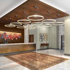 Гостиница Kamaliya Hotel Казахстан, Нур-Султан - отзывы, цены и фото номеров - забронировать гостиницу Kamaliya Hotel онлайн интерьер отеля