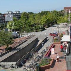Отель Hotell Sparta Швеция, Лунд - отзывы, цены и фото номеров - забронировать отель Hotell Sparta онлайн балкон