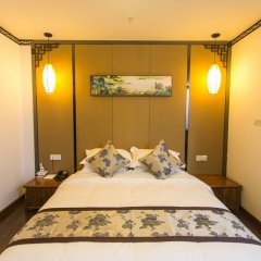 Manxin Hotel комната для гостей фото 3