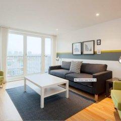 Отель Bell Street Residence Великобритания, Глазго - отзывы, цены и фото номеров - забронировать отель Bell Street Residence онлайн комната для гостей фото 4