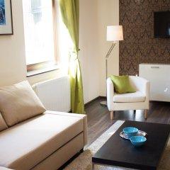 Отель Absynt Apartments Old Town Deluxe Польша, Вроцлав - отзывы, цены и фото номеров - забронировать отель Absynt Apartments Old Town Deluxe онлайн комната для гостей фото 5