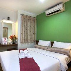 Отель Nida Rooms Rambutri 147 Grand Palace Бангкок комната для гостей фото 2