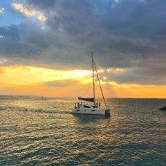 Отель Leopard Catamaran пляж