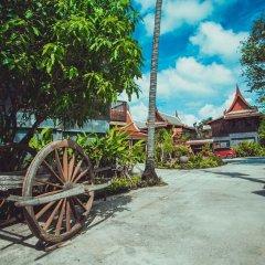 Отель Sasitara Thai villas Таиланд, Самуи - отзывы, цены и фото номеров - забронировать отель Sasitara Thai villas онлайн парковка