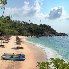 Отель The Villas by Silavadee Pool Spa Resort пляж