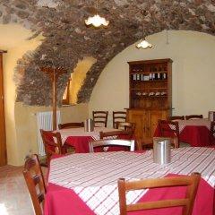 Отель Agriturismo Ca' Cristane Риволи-Веронезе питание фото 2
