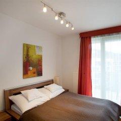 Отель Vivaldi Венгрия, Будапешт - отзывы, цены и фото номеров - забронировать отель Vivaldi онлайн комната для гостей фото 5