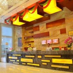 Отель Shanshui Fashion Hotel Китай, Фошан - отзывы, цены и фото номеров - забронировать отель Shanshui Fashion Hotel онлайн интерьер отеля фото 3