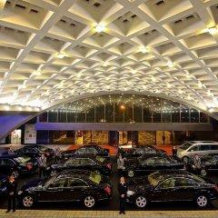 LN Garden Hotel Guangzhou Гуанчжоу парковка