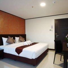 Отель Orchid Resortel сейф в номере