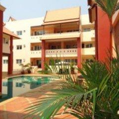 Отель Rm Wiwat Apartment Таиланд, Паттайя - отзывы, цены и фото номеров - забронировать отель Rm Wiwat Apartment онлайн бассейн фото 3
