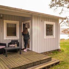 Отель Lilla Huset Швеция, Ландветтер - отзывы, цены и фото номеров - забронировать отель Lilla Huset онлайн балкон