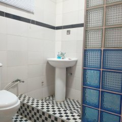 Отель Euro Lounge and Suites ванная