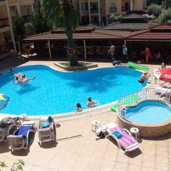 Апартаменты Club Amaris Apartment бассейн