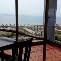 Hidden Charm Hotel балкон