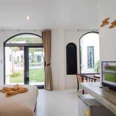 Отель Chalaroste Lanta The Private Resort Ланта комната для гостей фото 2