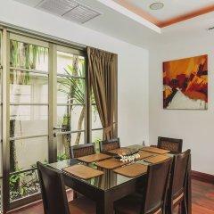 Отель Richmond Villa Bangtao в номере