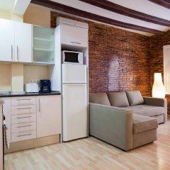Апартаменты El Born Apartment комната для гостей фото 4