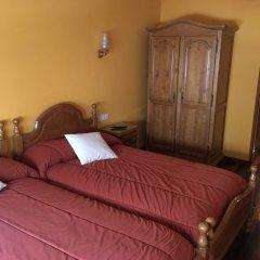 Отель Hostal Galicia Монфорте-де-Лемос удобства в номере фото 2