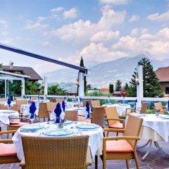 Отель Wellnesshotel Glanzhof Марленго помещение для мероприятий