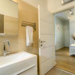 Апартаменты Tlv Premium Apartments - Zeharia Street Тель-Авив ванная