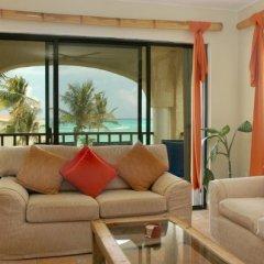 Отель Xaman Ha Condominiums Плая-дель-Кармен комната для гостей фото 5