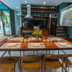 Отель Chay Villas An Bang Хойан питание