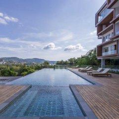 Отель Q Conzept Boutique Residence Таиланд, Карон-Бич - отзывы, цены и фото номеров - забронировать отель Q Conzept Boutique Residence онлайн бассейн фото 3