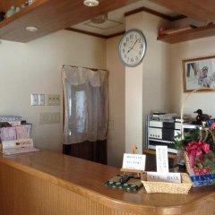 Отель Resort Inn White Silver Хакуба интерьер отеля фото 3