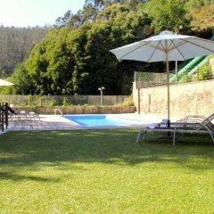 Hotel de Naturaleza La Pesqueria del Tambre бассейн фото 3