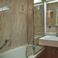 Hotel Murat Париж ванная фото 2