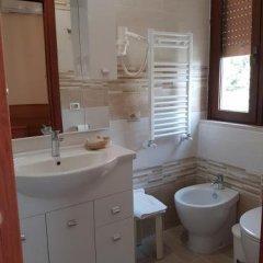 Отель Albergo Leonardo Кьянчиано Терме ванная фото 2