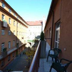 Отель LENKA Чехия, Прага - отзывы, цены и фото номеров - забронировать отель LENKA онлайн балкон