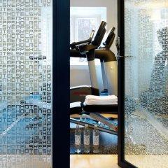 Отель SKEPPSHOLMEN Стокгольм фитнесс-зал