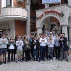 Отель ferrari Албания, Тирана - отзывы, цены и фото номеров - забронировать отель ferrari онлайн спортивное сооружение