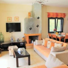 Отель Anemos Luxury Villas комната для гостей фото 4