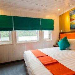 Отель L'Azalee Cruise Halong комната для гостей фото 4