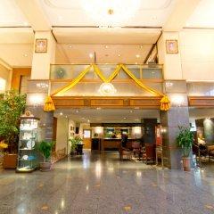Manhattan Bangkok Hotel Бангкок интерьер отеля фото 3