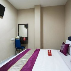 Отель Oyo 191 Ml Inn Hotel Малайзия, Куала-Лумпур - отзывы, цены и фото номеров - забронировать отель Oyo 191 Ml Inn Hotel онлайн комната для гостей фото 4