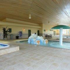 Гостиница Экотель Ирис Мариуполь бассейн