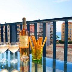 Отель Ashley&Parker - Bleu Azur балкон