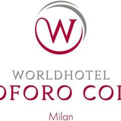 Отель Worldhotel Cristoforo Colombo Милан городской автобус