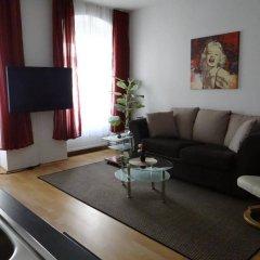 Апартаменты Apartments City Room Berlin комната для гостей фото 2