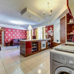 Апартаменты Home4day Apartment on Griboyedov Canal гостиничный бар