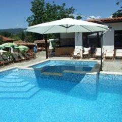 Отель Mitiova Guest House бассейн фото 2